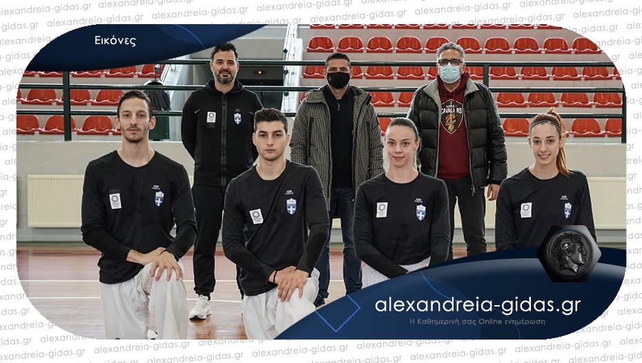 Στη Σερβία για προετοιμασία με την Προολυμπιακή Ομάδα ο Κωνσταντίνος Χαμαλίδης!