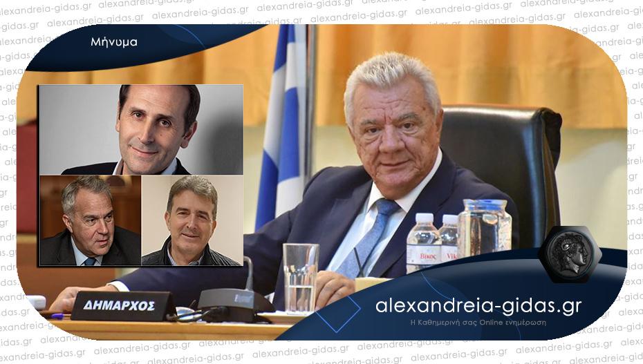 Συγχαρητήρια του δημάρχου στο νέο Κυβερνητικό Σχήμα – ιδιαίτερη έμφαση στην παραμονή Βεσυρόπουλου