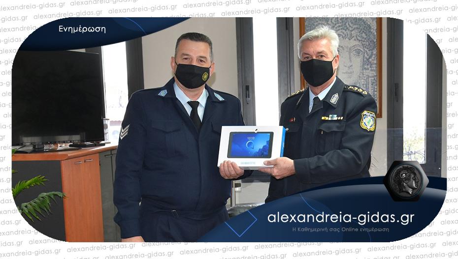 Τυχερός της βασιλόπιτας των αστυνομικών ο Γρηγόρης Ματελόπουλος του Α.Τ. Αλεξάνδρειας!