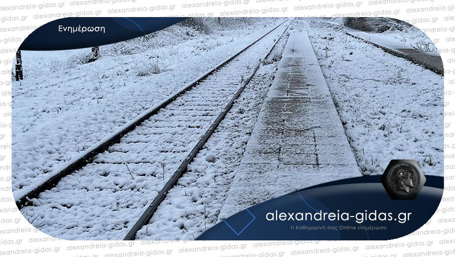 Έπεσε σε βράχια κοντά στη Βέροια αμαξοστοιχία δρομολογίου Φλώρινας – Θεσσαλονίκης