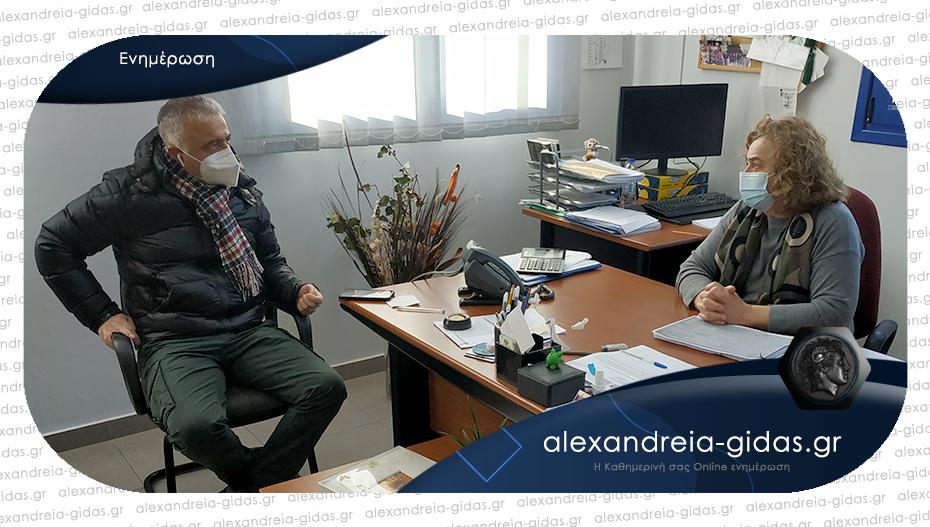 Για την κακοκαιρία και τις εκκρεμείς αποζημιώσεις στον ΕΛΓΑ ο Τσαβδαρίδης