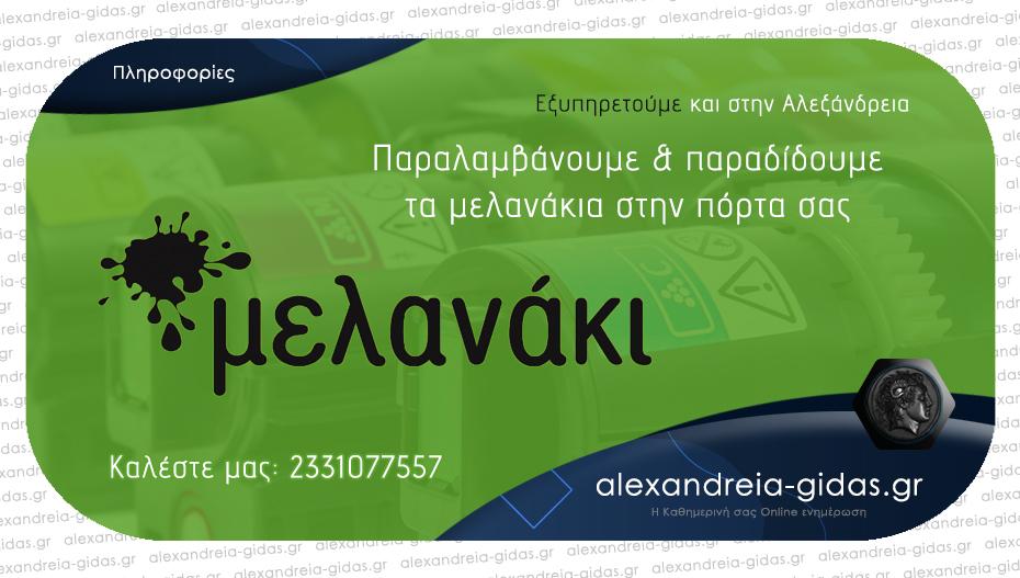 ΜΕΛΑΝΑΚΙ: Υψηλή ποιότητα και χαμηλό κόστος σε όλα του τα προϊόντα – delivery στην Αλεξάνδρεια!