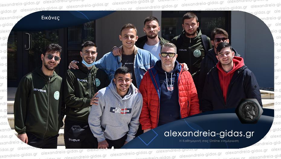Covid free ο Μέγας Αλέξανδρος Τρικάλων για το σημερινό παιχνίδι με τη Ν. Καλλικράτεια