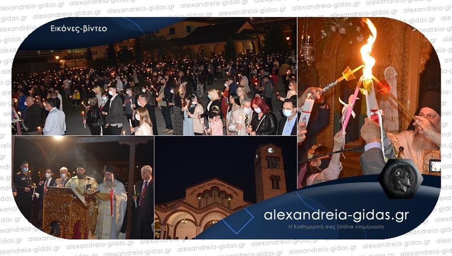 Το Άγιο Φως και η «διαφορετική» Ανάσταση στην Αλεξάνδρεια!