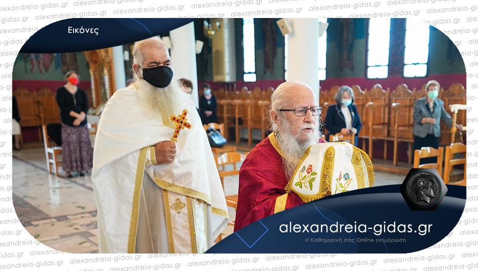 Πανηγύρισε ο Ιερός Ναός του Αγίου Γεωργίου στο Καμποχώρι
