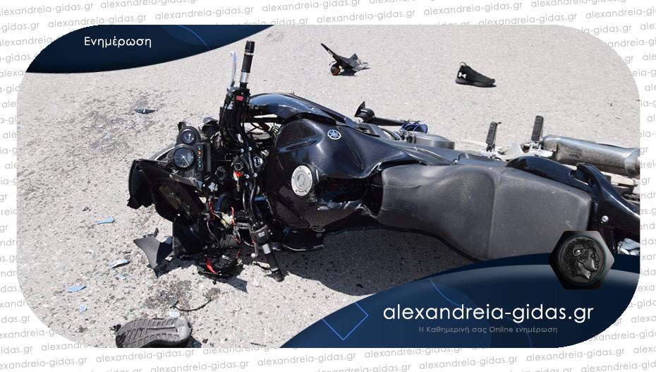 Έχασε τη μάχη και ο συνοδηγός του δυστυχήματος με τη μηχανή στην Αλεξάνδρεια