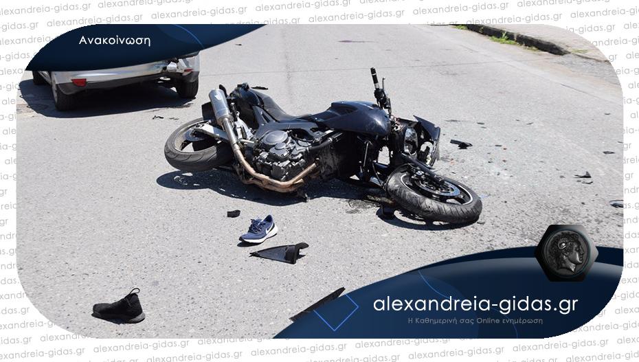Η ανακοίνωση της αστυνομίας για το θανατηφόρο τροχαίο στην Αλεξάνδρεια
