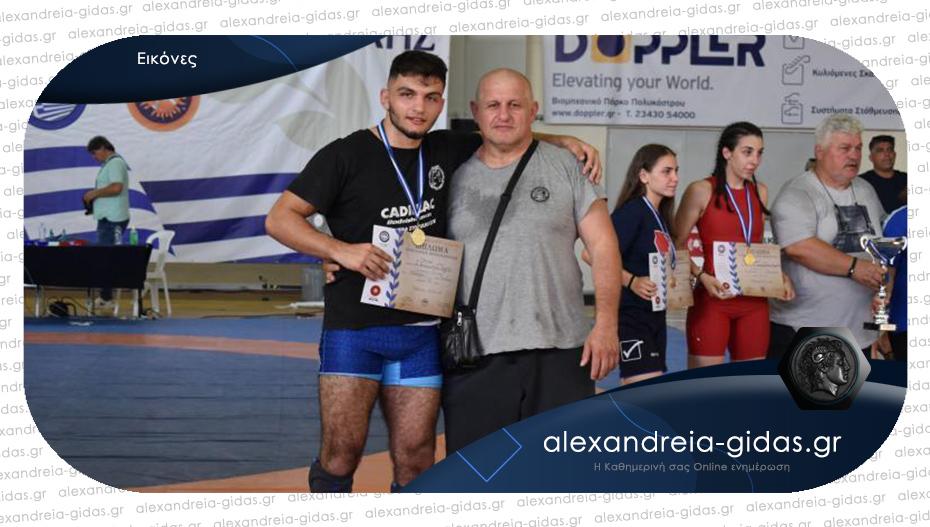 Έτοιμος για το Παγκόσμιο Πρωτάθλημα Πάλης ο Άγγελος Αποστολίδης