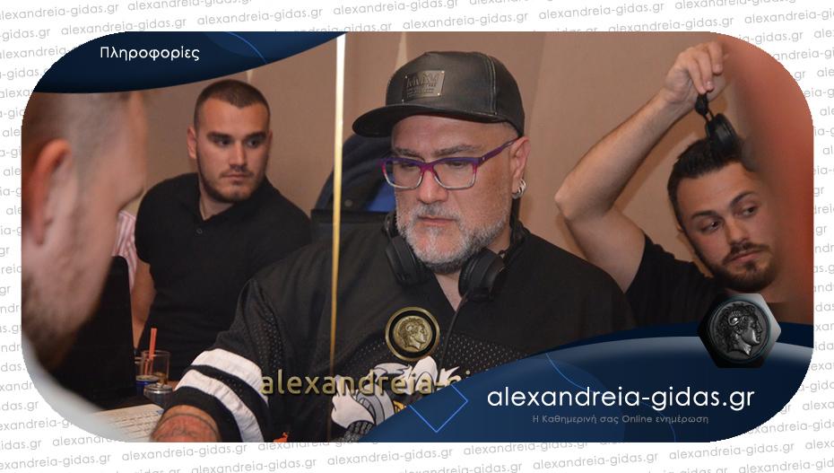 ΣΟΚ: Νεκρός ο dj Antonio από ηλεκτροπληξία – είχε παίξει πολλές φορές στην Αλεξάνδρεια