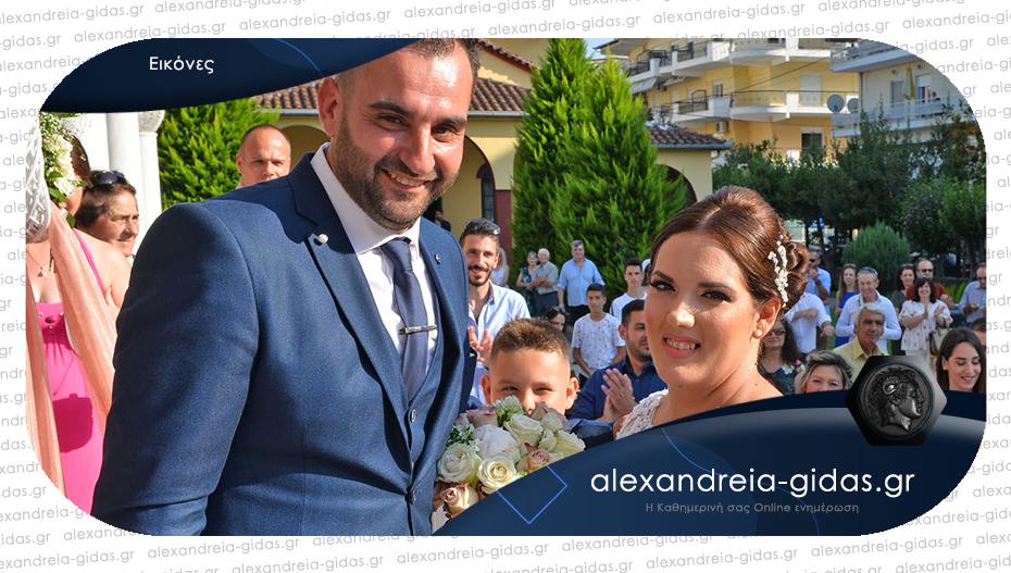Ο γάμος του Κυριάκου και της Μαρίας στην Αλεξάνδρεια – να ζήσετε!
