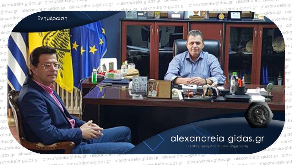 Επίσκεψη Τόλκα στον Καλαϊτζιδη – τι συζητήθηκε