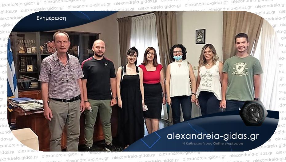 Ευχαριστεί τους εθελοντές καθηγητές του Κοινωνικού Φροντιστηρίου ο δήμος Αλεξάνδρειας