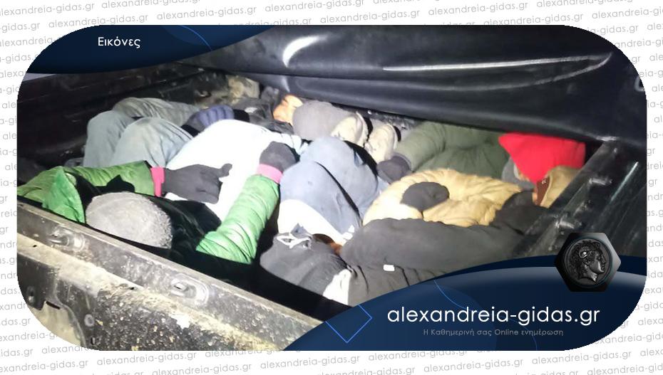 Έρευνα της Europol στην Ελλάδα για παράνομη μεταφορά ανθρώπων – συλλήψεις και στην Ημαθία
