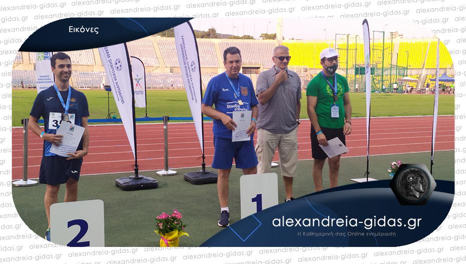 Μετάλλια και Πανελλήνια Ρεκόρ για το «Εν Σώματι Υγιεί» Ημαθίας στο Πανελλήνιο Πρωτάθλημα Στίβου ΑμεΑ