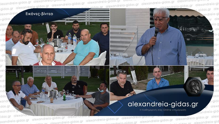 Πέτυχε η κίνηση του Δ. Παπαδόπουλου για συνάντηση ομάδων της Γ' Εθνικής στην Αλεξάνδρεια