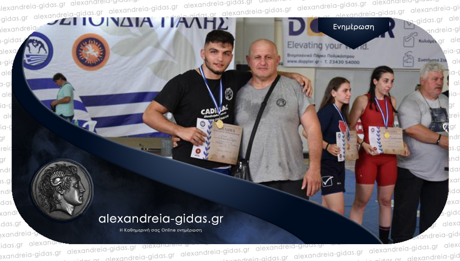 Γίγαντας ο Άγγελος Αποστολίδης! Πρώτος στο Παγκόσμιο Πρωτάθλημα πάλης στην άμμο!