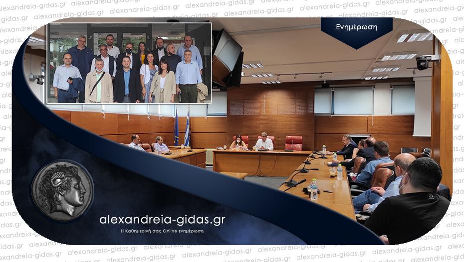 Συνεδρίασε στην Έδεσσα το Δ.Σ. της Ομοσπονδίας Εμπορικών Συλλόγων Δυτικής – Κεντρικής Μακεδονίας