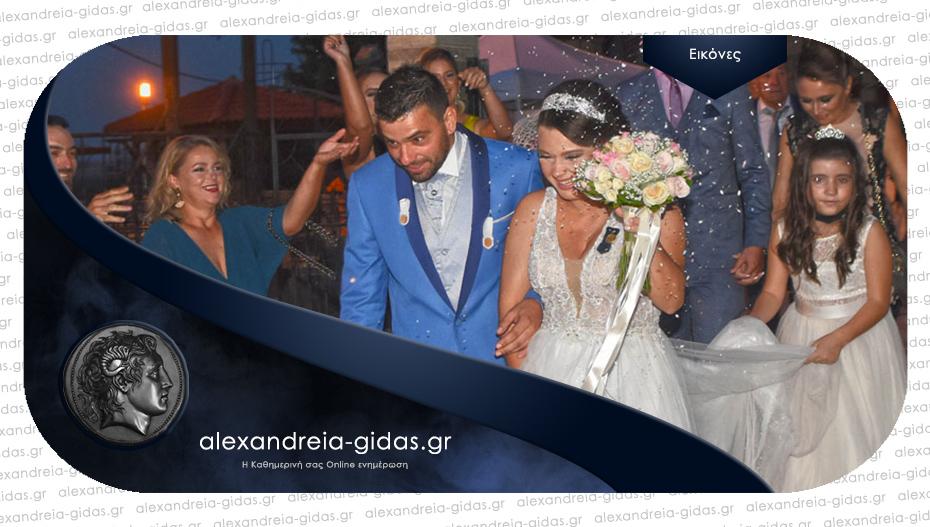 Ένας πανέμορφος γάμος στο Νεόκαστρο: Αντώνη και Γρηγορία να ζήσετε!