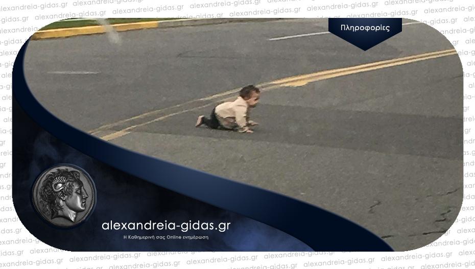 Συγκλονίζει η νεαρή οδηγός που έσωσε το 10 μηνών μωρό στην Ελασσόνα