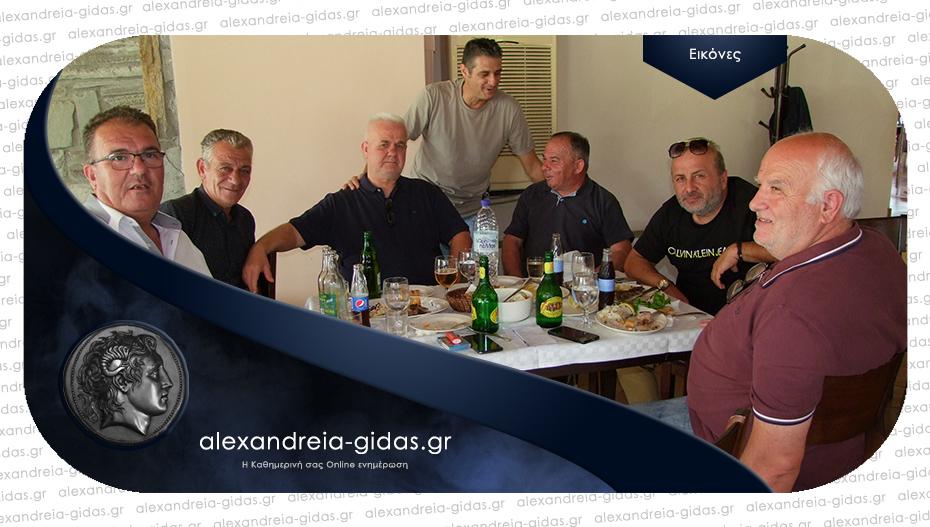 Ποδοσφαιρική συνάντηση στο Νεόκαστρο