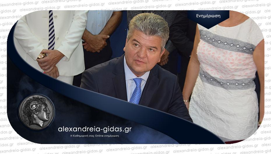 Ο αντιδήμαρχος Παιδείας Σάκης Παντόπουλος για τη νέα σχολική χρονιά