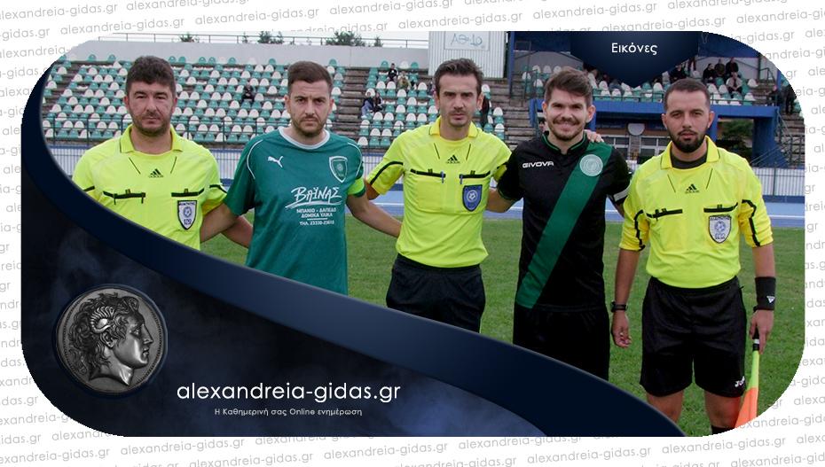 Αλεξάνδρεια-Τρίκαλα 0-5: Εύκολη νίκη – πρόκριση για τον Μέγα